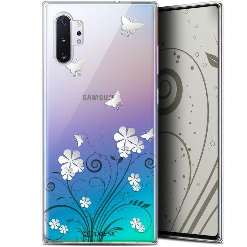 "Carcasa Gel Extra Fina Samsung Galaxy Note 10+ / Plus (6.8"") Summer Papillons"