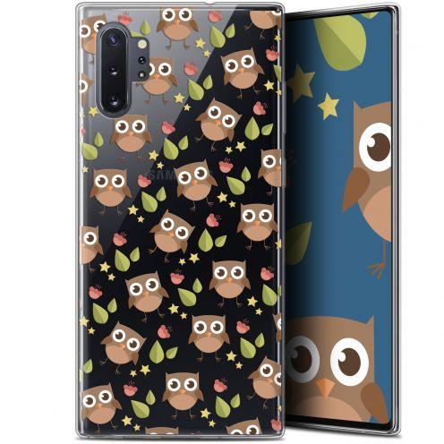 "Carcasa Gel Extra Fina Samsung Galaxy Note 10+ / Plus (6.8"") Summer Hibou"