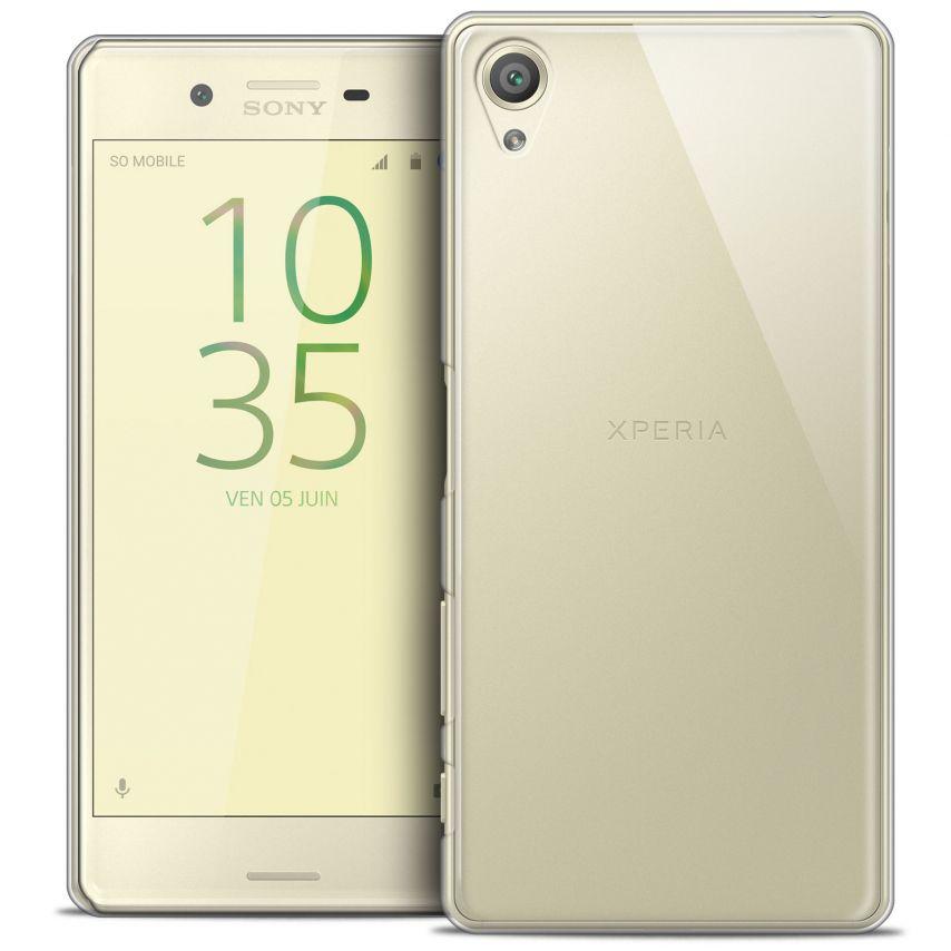 Carcasa Sony Xperia X Crystal Extra Fina Transparente