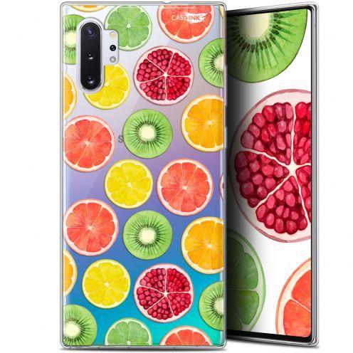"""Carcasa Gel Extra Fina Samsung Galaxy Note 10+ / Plus (6.8"""") Design Fruity Fresh"""