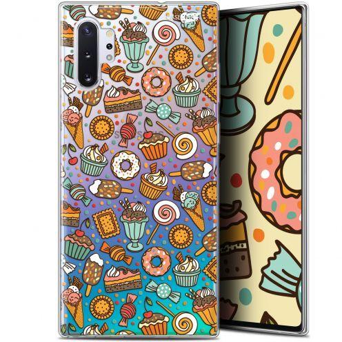 "Carcasa Gel Extra Fina Samsung Galaxy Note 10+ / Plus (6.8"") Design Bonbons"