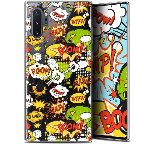"Carcasa Gel Extra Fina Samsung Galaxy Note 10+ / Plus (6.8"") Design Bim Bam Boom"
