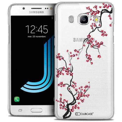 Carcasa Crystal Rigide Extra Fina Samsung Galaxy J5 2016 (J510) Summer Sakura