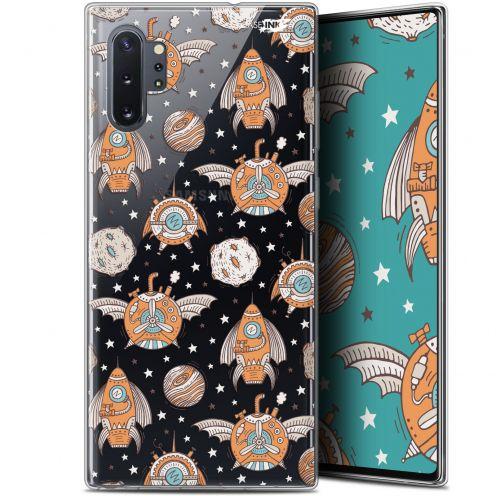 "Carcasa Gel Extra Fina Samsung Galaxy Note 10+ / Plus (6.8"") Design Punk Space"