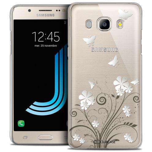 Carcasa Crystal Rigide Extra Fina Samsung Galaxy J5 2016 (J510) Summer Papillons