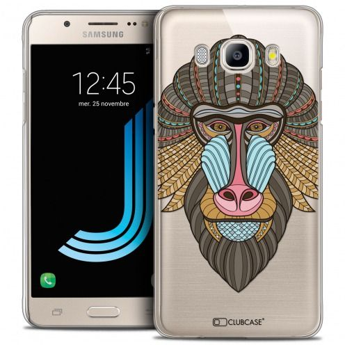 Carcasa Crystal Rigide Extra Fina Samsung Galaxy J5 2016 (J510) Summer Babouin