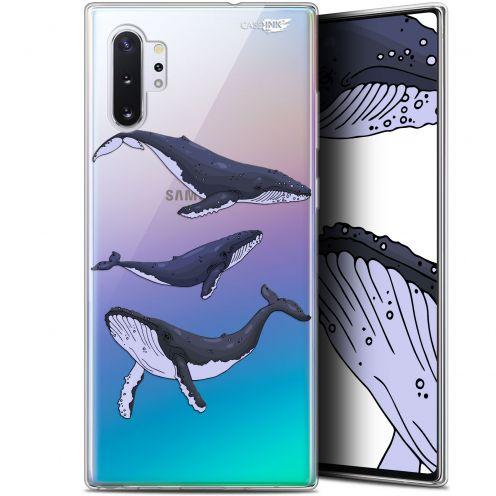 "Carcasa Gel Extra Fina Samsung Galaxy Note 10+ / Plus (6.8"") Design Les 3 Baleines"
