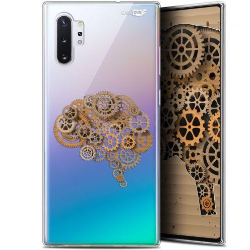 "Carcasa Gel Extra Fina Samsung Galaxy Note 10+ / Plus (6.8"") Design Mécanismes du Cerveau"