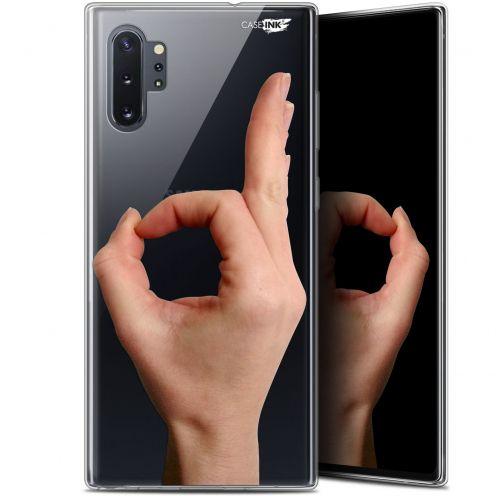"Carcasa Gel Extra Fina Samsung Galaxy Note 10+ / Plus (6.8"") Design Le Jeu du Rond"