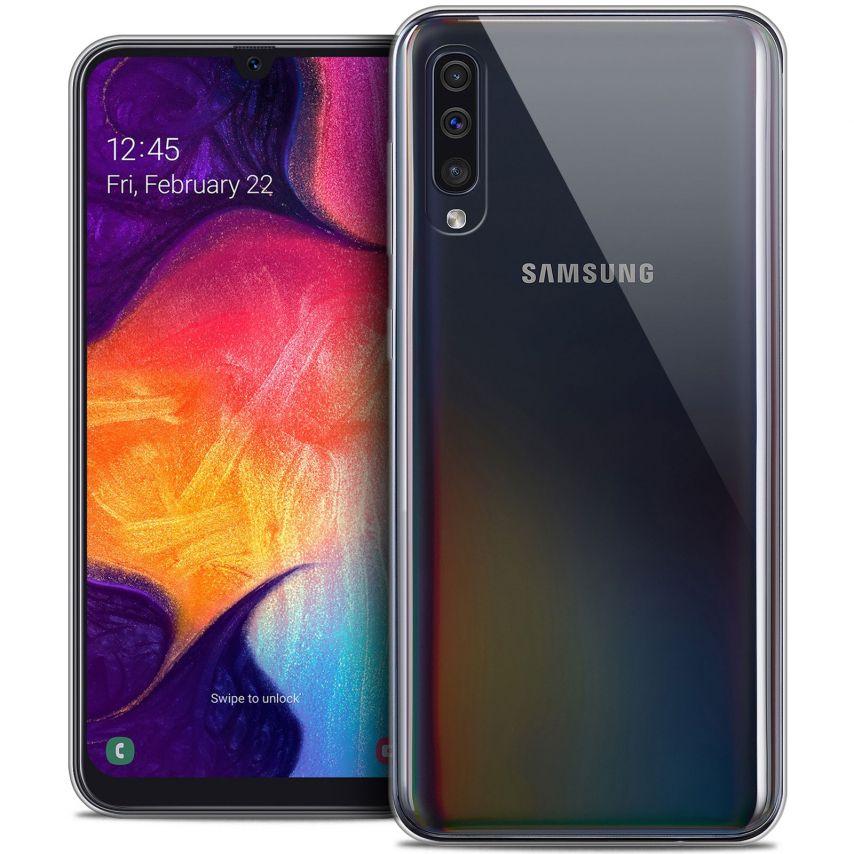 "Carcasa Extra Fina 1 mm Flexible Crystal Clear para Samsung Galaxy A50 (6.4"")"