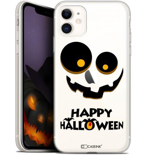 "Carcasa Gel Extra Fina Apple iPhone 11 (6.1"") Halloween Happy"