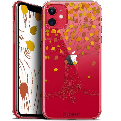 "Carcasa Gel Extra Fina Apple iPhone 11 (6.1"") Autumn 16 Tree"