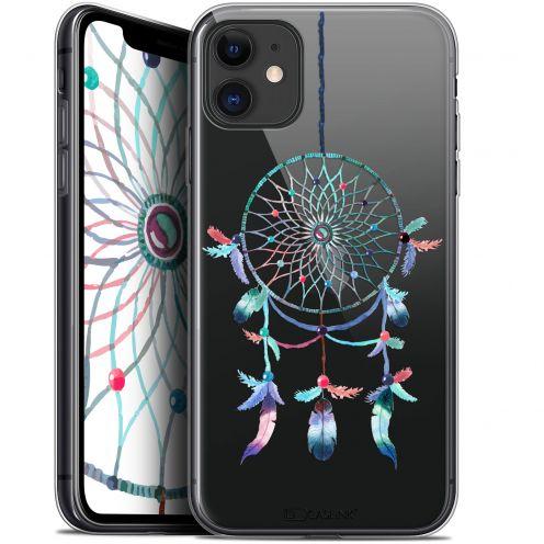 "Carcasa Gel Extra Fina Apple iPhone 11 (6.1"") Dreamy Attrape Rêves Rainbow"