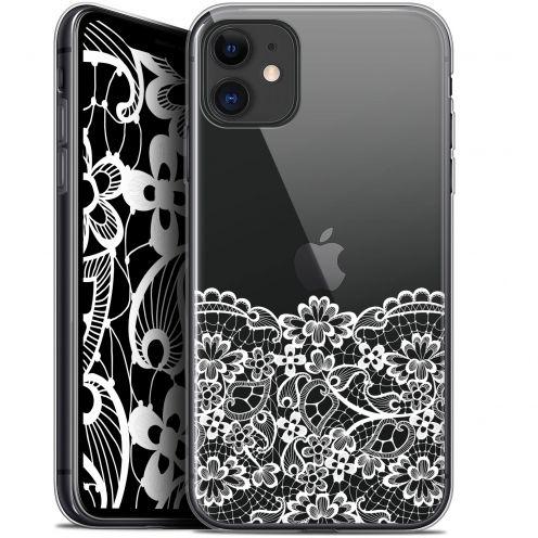"Carcasa Gel Extra Fina Apple iPhone 11 (6.1"") Spring Bas dentelle"