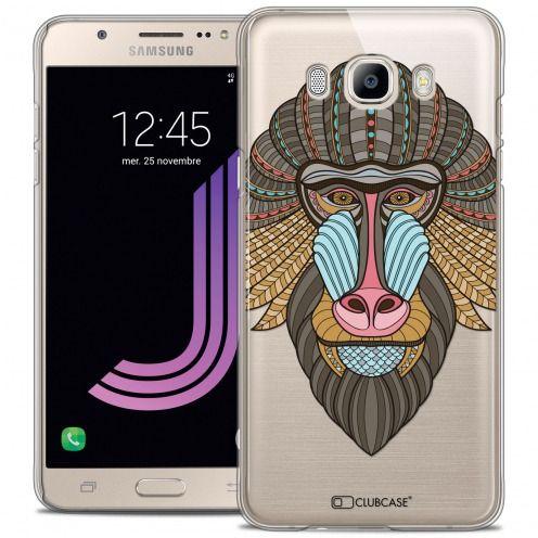 Carcasa Crystal Rigide Extra Fina Samsung Galaxy J7 2016 (J710) Summer Babouin