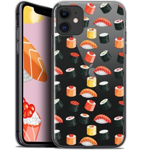 "Carcasa Gel Extra Fina Apple iPhone 11 (6.1"") Foodie Sushi"