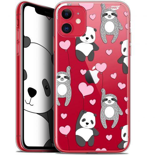 """Carcasa Gel Extra Fina Apple iPhone 11 (6.1"""") Design Panda'mour"""