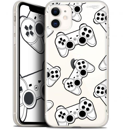 """Carcasa Gel Extra Fina Apple iPhone 11 (6.1"""") Design Game Play Joysticks"""