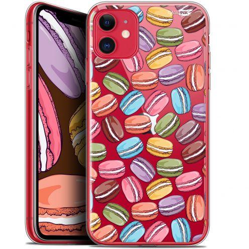 """Carcasa Gel Extra Fina Apple iPhone 11 (6.1"""") Design Macarons"""