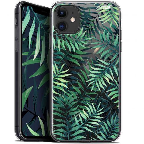 """Carcasa Gel Extra Fina Apple iPhone 11 (6.1"""") Design Feuilles des Tropiques"""