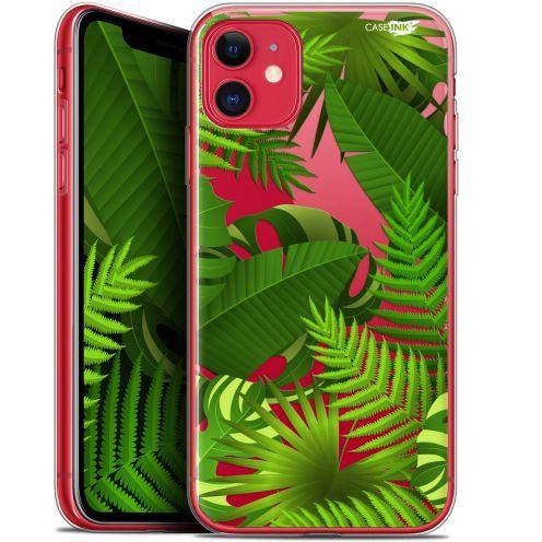 """Carcasa Gel Extra Fina Apple iPhone 11 (6.1"""") Design Plantes des Tropiques"""