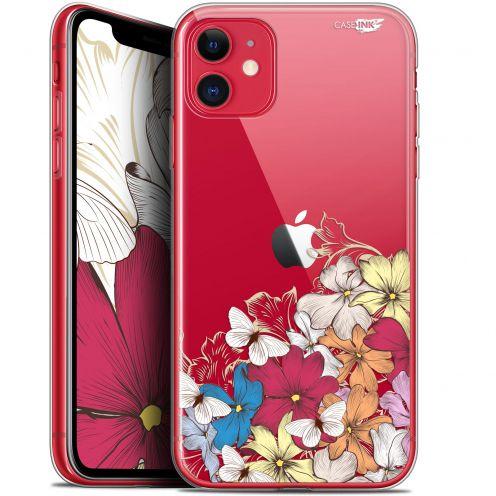 """Carcasa Gel Extra Fina Apple iPhone 11 (6.1"""") Design Nuage Floral"""