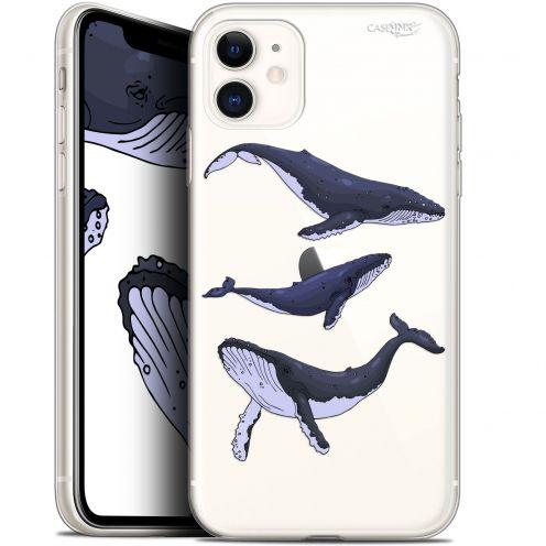 "Carcasa Gel Extra Fina Apple iPhone 11 (6.1"") Design Les 3 Baleines"