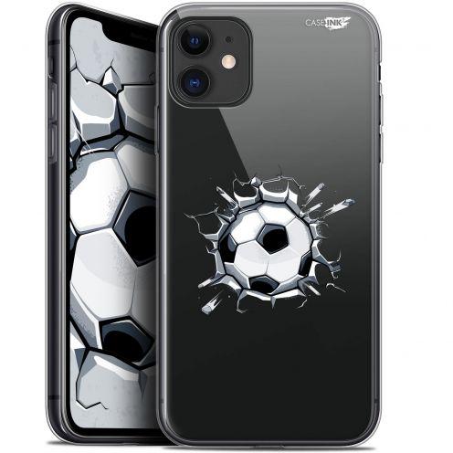 "Carcasa Gel Extra Fina Apple iPhone 11 (6.1"") Design Le Balon de Foot"