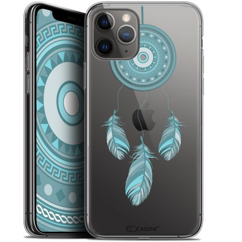 "Carcasa Gel Extra Fina Apple iPhone 11 Pro (5.8"") Dreamy Attrape Rêves Blue"