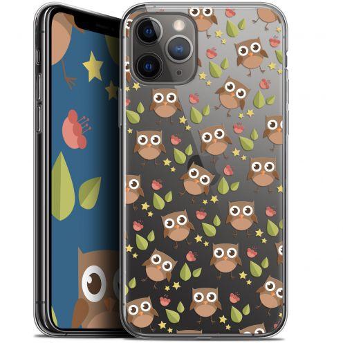 "Carcasa Gel Extra Fina Apple iPhone 11 Pro (5.8"") Summer Hibou"