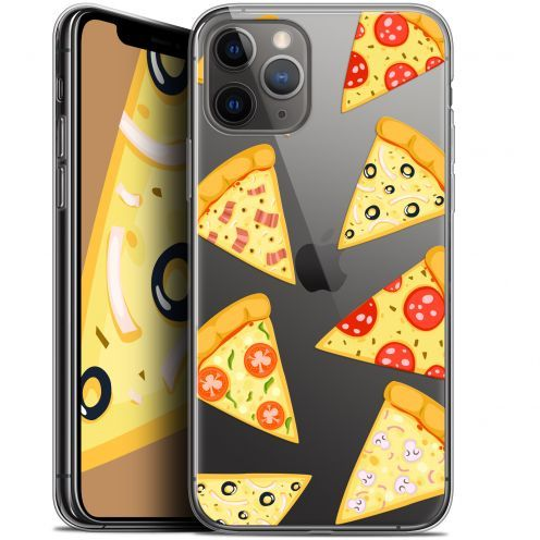 "Carcasa Gel Extra Fina Apple iPhone 11 Pro (5.8"") Foodie Pizza"