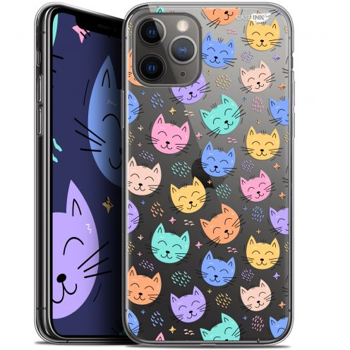 "Carcasa Gel Extra Fina Apple iPhone 11 Pro (5.8"") Design Chat Dormant"