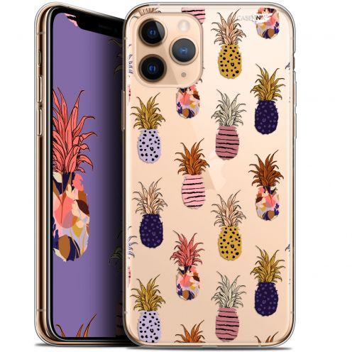 "Carcasa Gel Extra Fina Apple iPhone 11 Pro (5.8"") Design Ananas Gold"