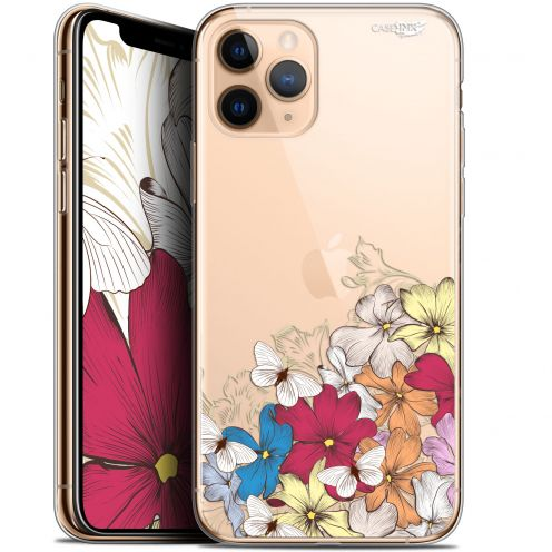 "Carcasa Gel Extra Fina Apple iPhone 11 Pro (5.8"") Design Nuage Floral"