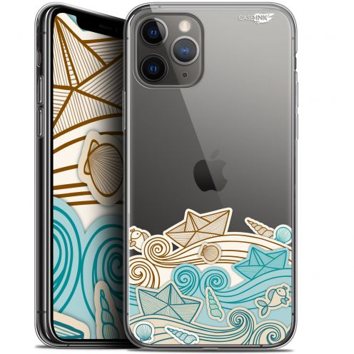 "Carcasa Gel Extra Fina Apple iPhone 11 Pro (5.8"") Design Bateau de Papier"
