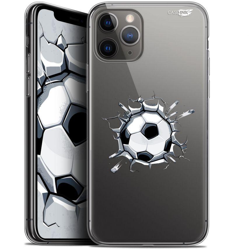 """Carcasa Gel Extra Fina Apple iPhone 11 Pro (5.8"""") Design Le Balon de Foot"""