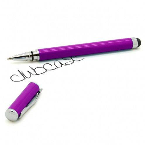 Tactil púrpura con capucha