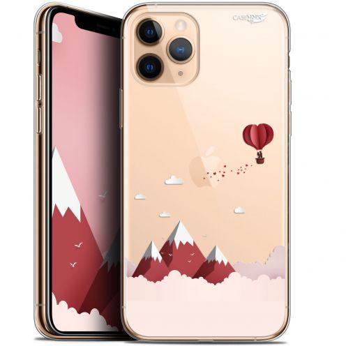 """Carcasa Gel Extra Fina Apple iPhone 11 Pro (5.8"""") Design Montagne En Montgolfière"""