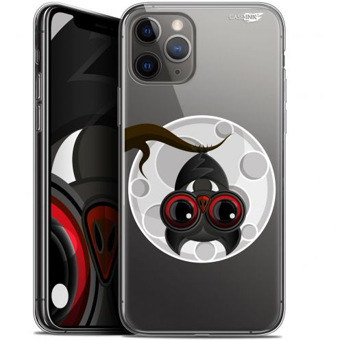 "Carcasa Gel Extra Fina Apple iPhone 11 Pro (5.8"") Design Petit Vampire"