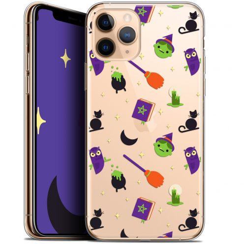 """Carcasa Gel Extra Fina Apple iPhone 11 Pro Max (6.5"""") Halloween Witch Potter"""