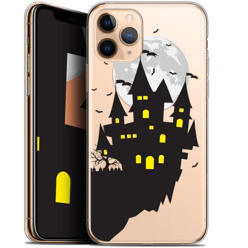 "Carcasa Gel Extra Fina Apple iPhone 11 Pro Max (6.5"") Halloween Castle Dream"