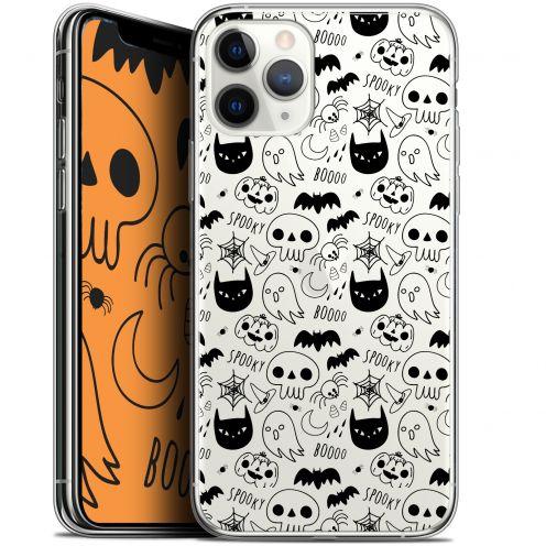 "Carcasa Gel Extra Fina Apple iPhone 11 Pro Max (6.5"") Halloween Spooky"