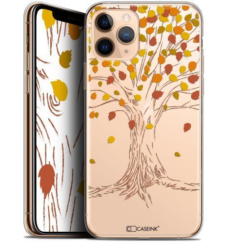 "Carcasa Gel Extra Fina Apple iPhone 11 Pro Max (6.5"") Autumn 16 Tree"