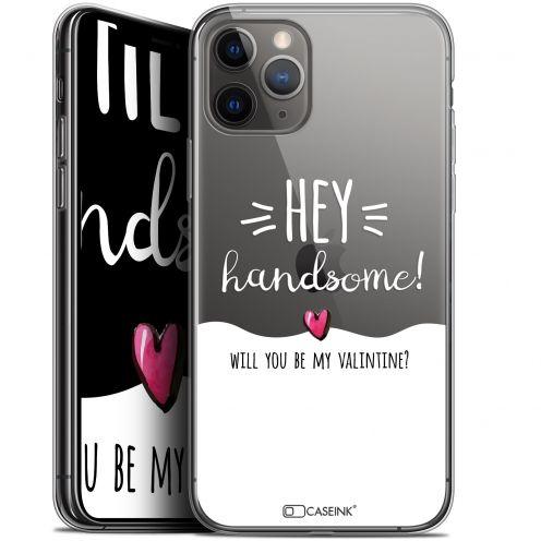 "Carcasa Gel Extra Fina Apple iPhone 11 Pro Max (6.5"") Love Hey Handsome !"