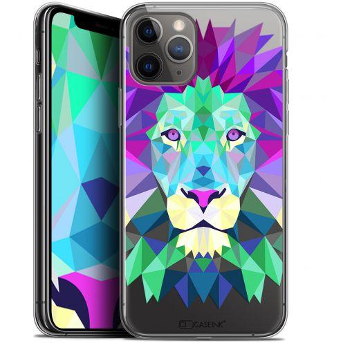"Carcasa Gel Extra Fina Apple iPhone 11 Pro Max (6.5"") Polygon Animals León"