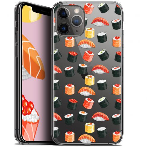 "Carcasa Gel Extra Fina Apple iPhone 11 Pro Max (6.5"") Foodie Sushi"