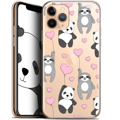 "Carcasa Gel Extra Fina Apple iPhone 11 Pro Max (6.5"") Design Panda'mour"