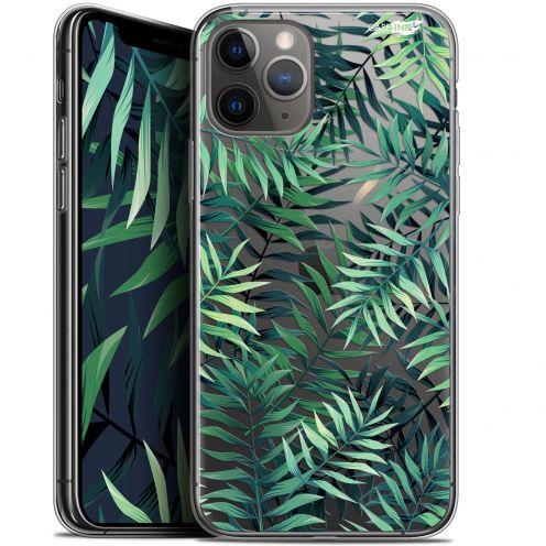 """Carcasa Gel Extra Fina Apple iPhone 11 Pro Max (6.5"""") Design Feuilles des Tropiques"""