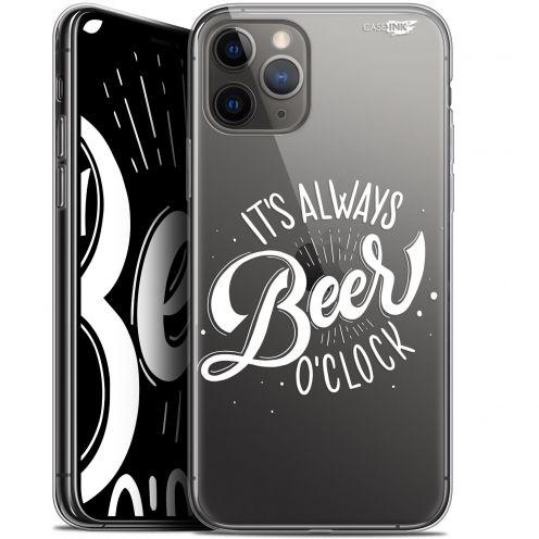 "Carcasa Gel Extra Fina Apple iPhone 11 Pro Max (6.5"") Design Its Beer O'Clock"