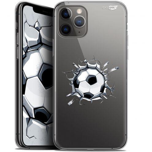 "Carcasa Gel Extra Fina Apple iPhone 11 Pro Max (6.5"") Design Le Balon de Foot"